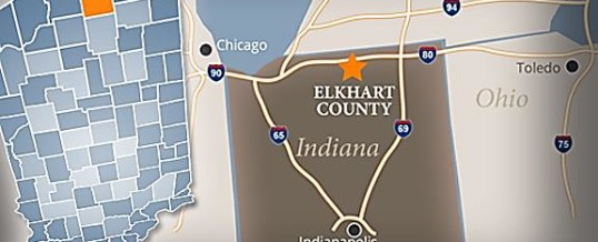 Elkhart County Ranked Top 100 Leading Locations in U.S.