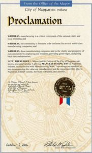 elkhart-county-manufacturing-week-2016-proclamation-from-the-mayor-of-nappanee