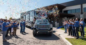 Keystone RV Celebrates Milestone