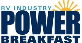 RV Industry Power Breakfast Still a 'Go' for December 3