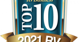 RVBusiness Names Top 10 RVs of the Year, Other Honorees