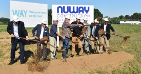 Supplier WAY Breaks Ground on Huge Facility in Elkhart