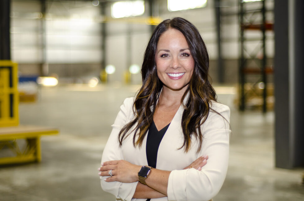 Ashley Bontrager president and CEO of Ember Recreational Vehicles