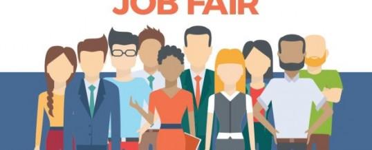 Job Fair at the Aquatic Center